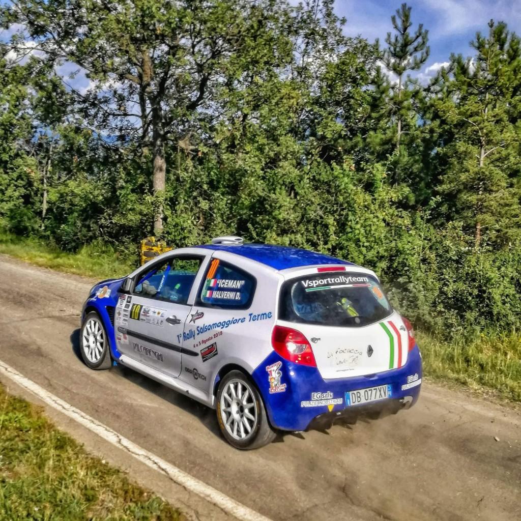1 Rally Salsomaggiore Terme
