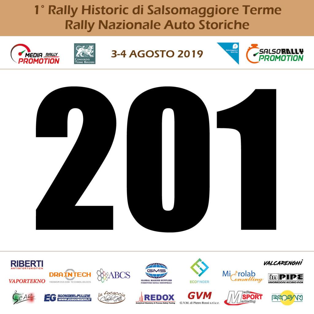 Rally Nazionale Auto Storiche